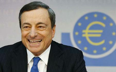 Este sujeto es Mario Draghi, director del Banco Central Europeo