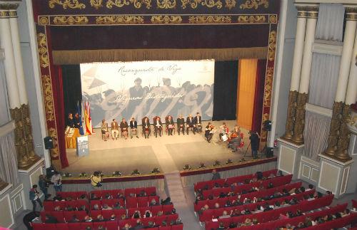 Gala dos Vigueses Distinguidos (arquivo)/Tresyuno Comunicación