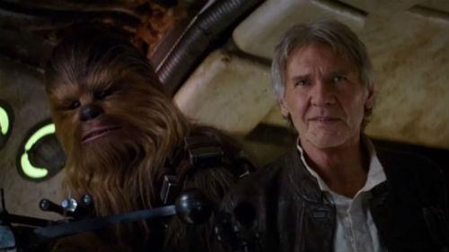 Han y Chewie