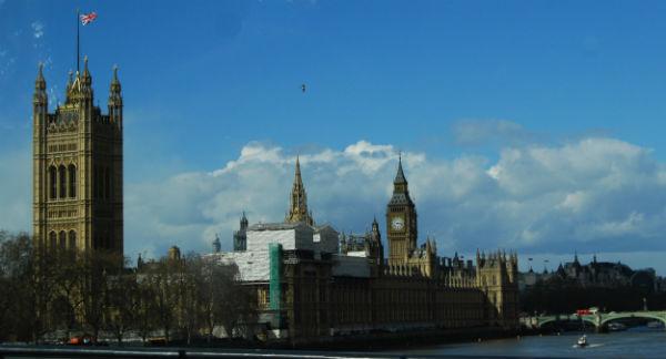 Londres, la sede del Parlamento/Tresyuno Comunicación