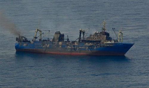 Foto: Salvamento Marítimo