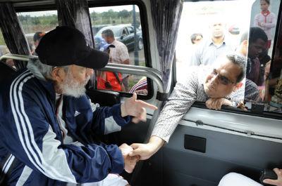 Fidel Castro, foto Granma