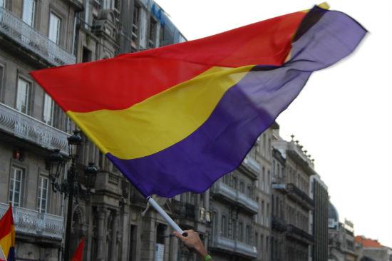 Manifestación por la República en Vigo/Tresyuno Comunicación
