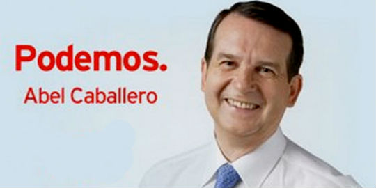 Cartel con el que se presentó Abel Caballero en 2007