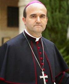 El obispo católico Munilla