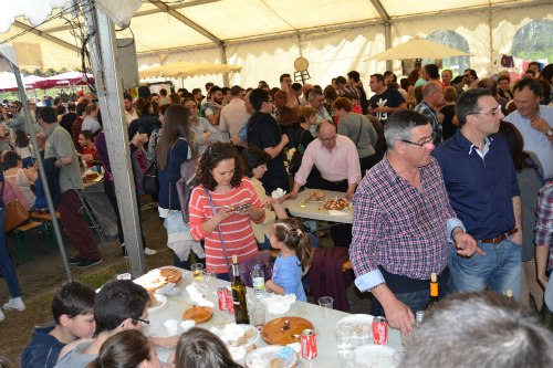 La Festa do Requeixo e do mel fue declarada de interés de Galicia hace dos años/Tresyuno Comunicación
