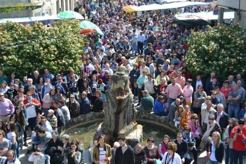 Alrededor de 5.000 personas asistirán este año a la feria, que se ha desarrollado durante varios días/Tresyuno Comunicación