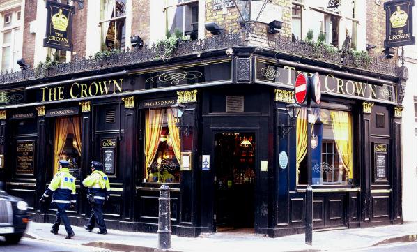 Pub The Crown