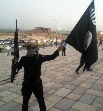 Uno de los asesinos de Estado Islámico