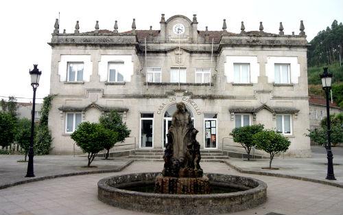 Los ladrones también entraron en el Concello de As Neves, dos veces en el último año