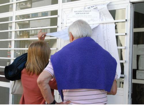 A participación baixa en toda Galicia/Tresyuno Comunicación