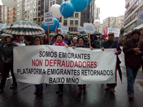 Emigrantes retornados/Tresyuno Comunicación