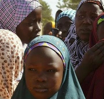 Raptadas por Boko Haram