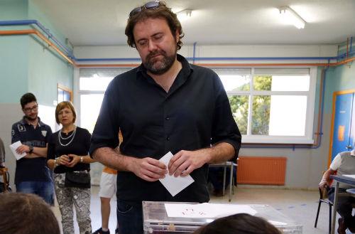 Rubén Pérez, candidato a la Alcaldía por La Marea/Tresyuno Comunicación