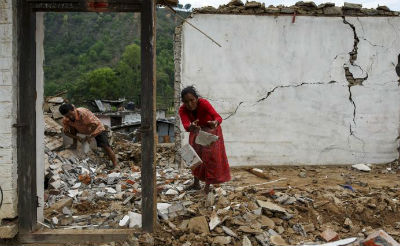 Terremoto Nepal/ibitimes.com