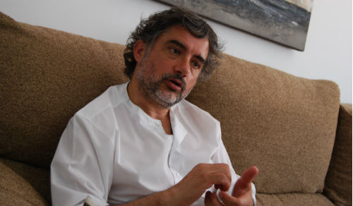 Xosé Rodríguez, cabeza de lista del BNG y próximo alcalde de As Neves/Tresyuno Comunicación