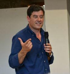 El secretario xeral de los socialistas de Galicia, José Ramón Gómez Besteiro/Tresyuno Comunicación