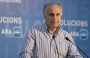El estafador Blasco, Rafael Blasco, exconseller de Solidaridad y exdiputado 'popular' en las Corts Valencianes