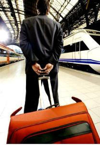 Un joven gallego a punto de irse a 'emprender' al extranjero