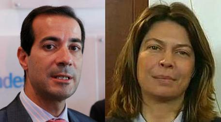 Los dos consejeros populares de la Comunidad de Madrid