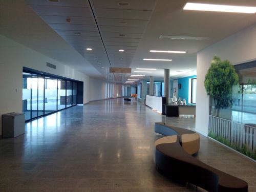 Nuevo hospital por dentro/Tresyuno Comunicación