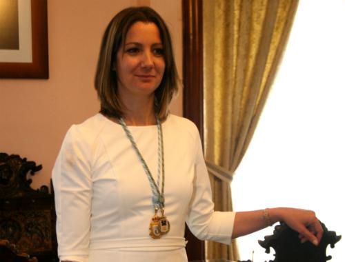 Lara Méndez, nova alcaldesa de Lugo