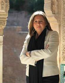 La directora del Patronato Foto: http://www.alhambra-patronato.es/