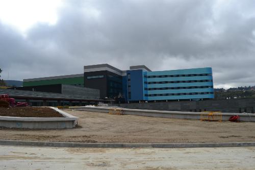 El nuevo hospital tendrá 620 camas menos de las anunciadas por las conselleiras de Sanidade de la era Feijóo y por el propio presidente/Tresyuno Comunicación