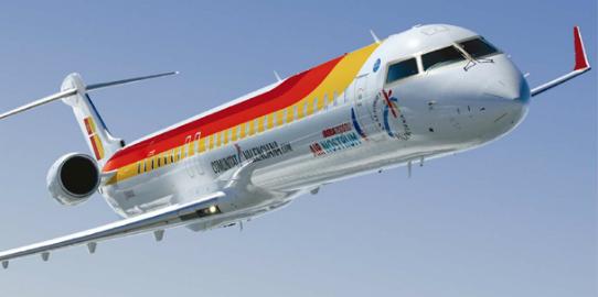 Air Nostrum recupera el vuelo Vigo-Valencia