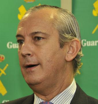 Arsenio Fernández de Mesa, ex delegado del Gobierno en Galicia durante el Prestige, es el actual director general de la Guardia Civil