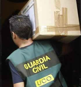Registro Guardia Civil (archivo)