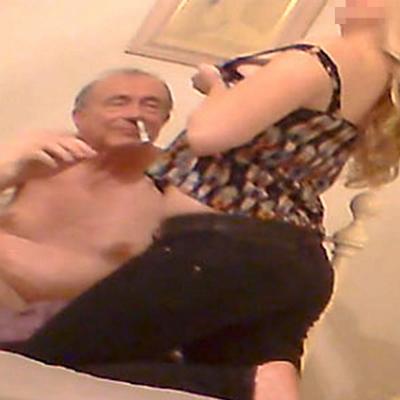 Lord John Sewel, en un momento de relax