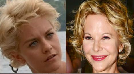 Meg Ryan antes y después