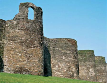 A Muralla de Lugo xa é dúas veces patrimonio