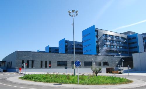 Novo hospital/Tresyuno Comunicación