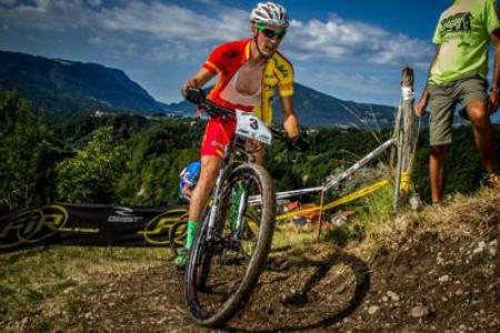 Rodriguez/ Foto: Federación Española de Ciclismo