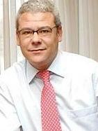 José Miguel Moreno, ex alcalde de Valdemoro. En la foto no se aprecia si está tocándose los huevos