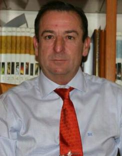 José Luis Valladolid, del Partido Popular, alcalde del municipio de Villares del Saz, en Cuenca
