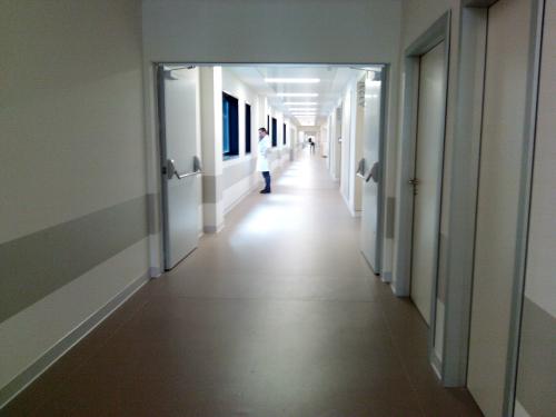 Nuevo hospital/Tresyuno Comunicación
