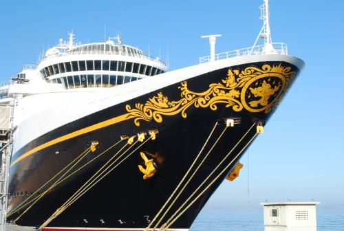 El barco, esta mañana en Vigo/Tresyuno Comunicación