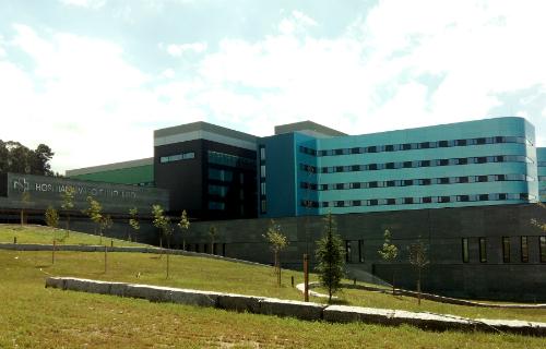 El nuevo hospital/Tresyuno Comunicación