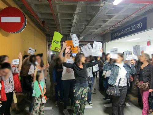 Protesta hospital 2