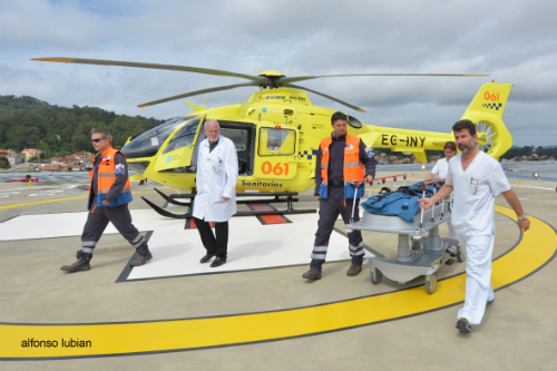 Pruebas Helicóptero