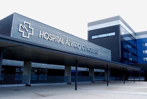 Hospital Álvaro Cunqueiro/Tresyuno Comunicación