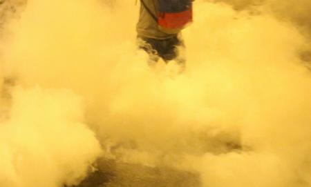Gas pimienta (archivo)