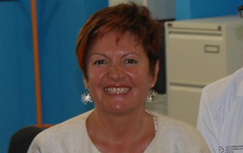 La conselleira de Sanidade, la doctora Rocío Mosquera/Tresyuno Comunicación