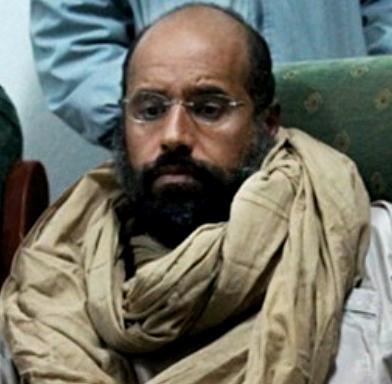 Saif-Al-Islam Gadaffi