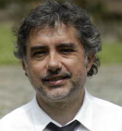 Xosé Manuel Rodríguez, alcalde de As Neves