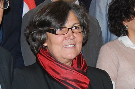 Eva García de la Torre, alcaldesa de Porriño/Tresyuno Comunicación