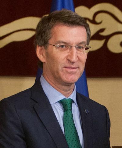 O presidente do Goberno de Galicia